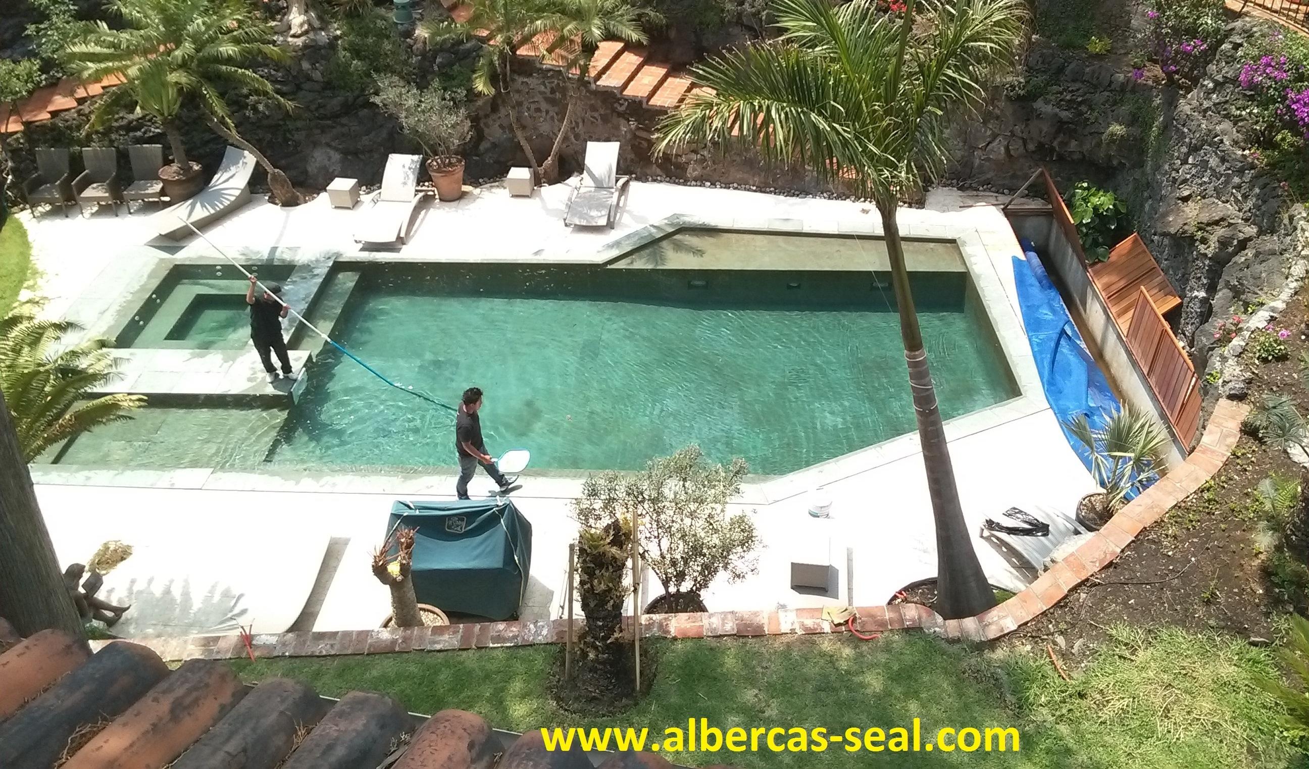 Construccion de albercas ecologicas en mexico for Construccion de piscinas en mexico